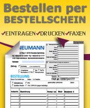 Bestellen per Fax auf Bestellschein