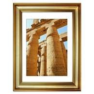 Plastic photo frame LUXOR