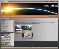 Website von Neumann Schilder- und Lichtreklame